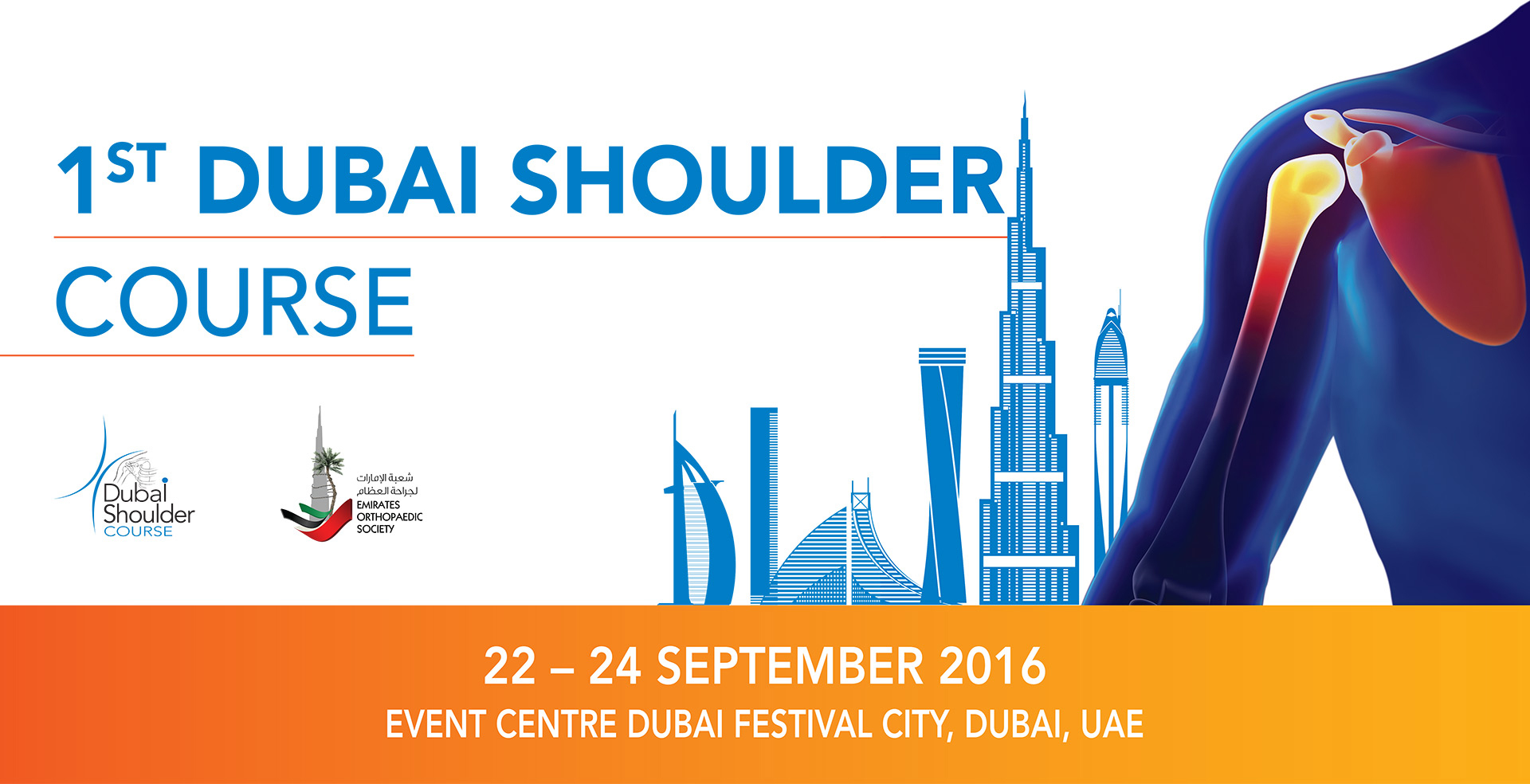 Dubai shoulder